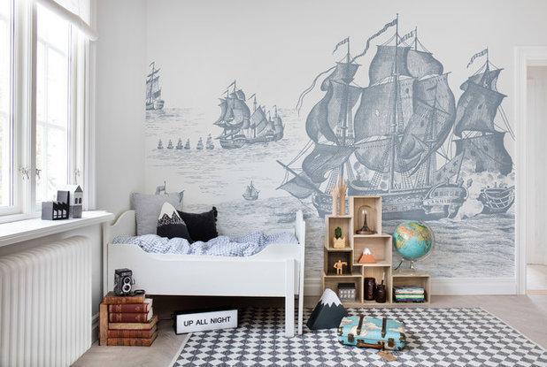 10 Außergewöhnliche Tapeten Für Moderne Kinderzimmer