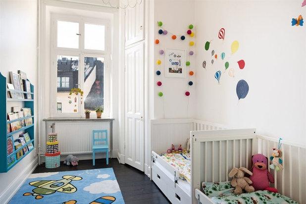Skandinavisk Børneværelse by Oscars Fastighetsmäkleri