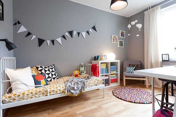 Scandinave Chambre d'Enfant by Studio A3