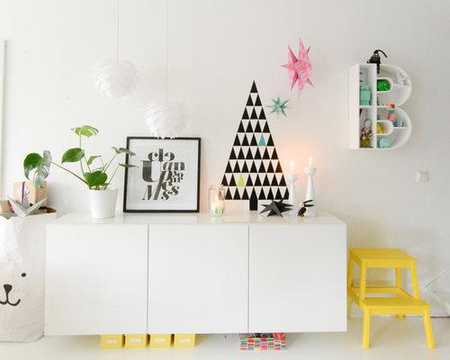 Skandinavische Kinderzimmer Ikea Besta System - Ideen ...