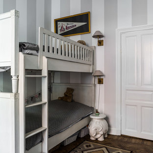 Design ideas for a victorian kids' room in Stockholm.