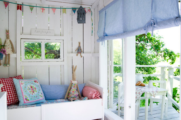 Shabby chic-inspireret Børneværelse by Anne-Charlotte Andersson