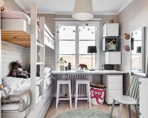 Skandinavische Jugendzimmer in Schweden Ideen, Design & Bilder | Houzz