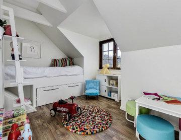 Lägenhet renovering 125kvm