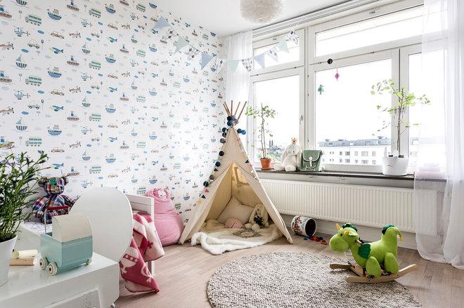 Skandinavisk Barnrum by Svensk Fastighetsförmedling