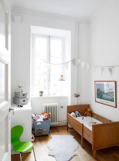 Skandinavisk Børneværelse by Entrance Fastighetsmäkleri