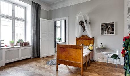 8 Ideen, alte Möbel gekonnt ins Kinderzimmer zu integrieren