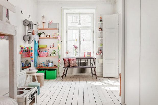 Skandinavisk Børneværelse Skandinavisk Barnrum