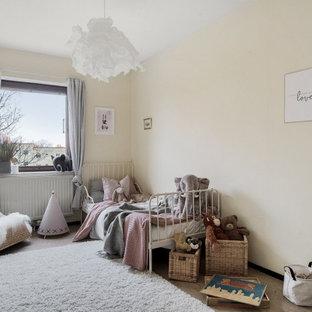 Idéer för ett skandinaviskt barnrum