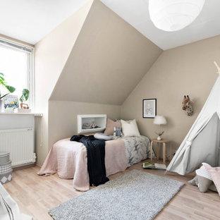 Idéer för ett minimalistiskt barnrum