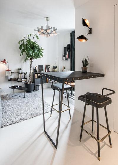 Modern Hausbar by Jean-Christophe Peyrieux
