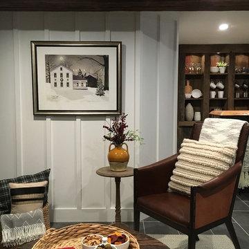 1600s Basement Lounge