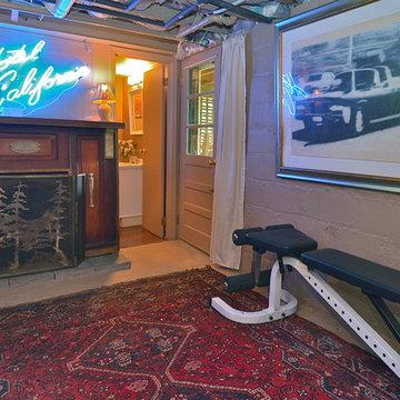 1934 Lake Mohawk NJ Log Cabin