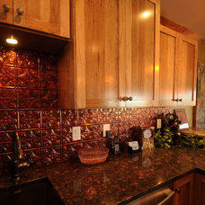 Eclectic Basement by Designing Dreams by Ajay
