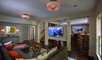 2014 CoTY Award Winner Handcrafted Homes, Inc.  2014: Basement Over $100,000