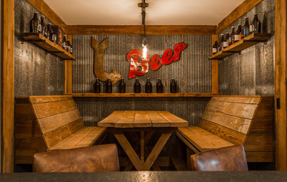 Home Inspiration on Tap for Beer Lovers