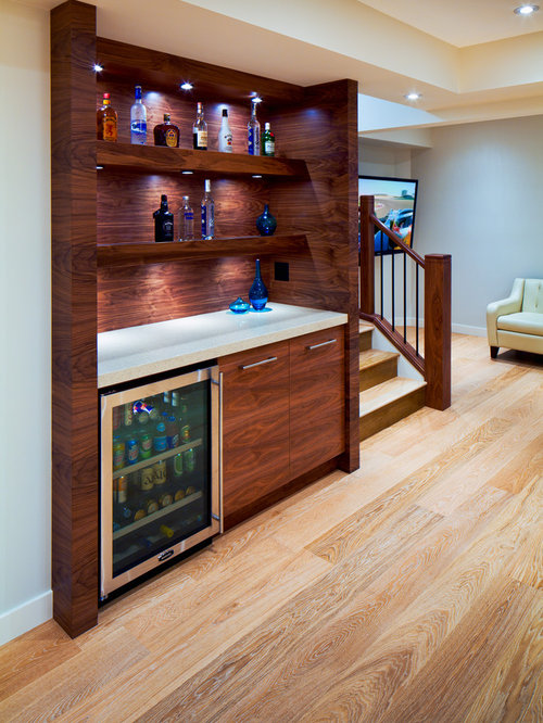 Mini bar home design ideas pictures remodel and decor Pictures of mini bars for homes