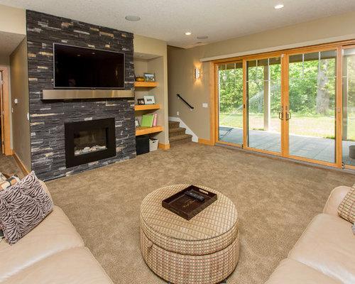 Walk Out Basement Doors : Walk out basement door home design ideas pictures