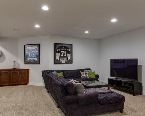 Affordable Basement Design Ideas Renovations Photos
