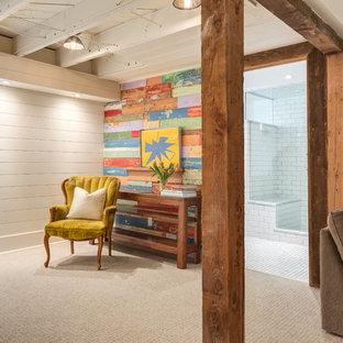 A basement? No... really?!