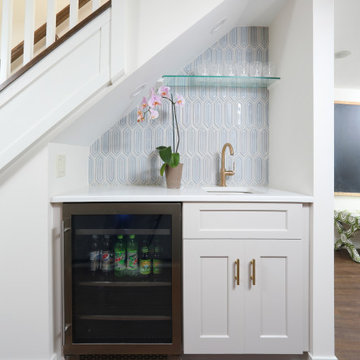 A Basement Remodel Not Just For The Kids