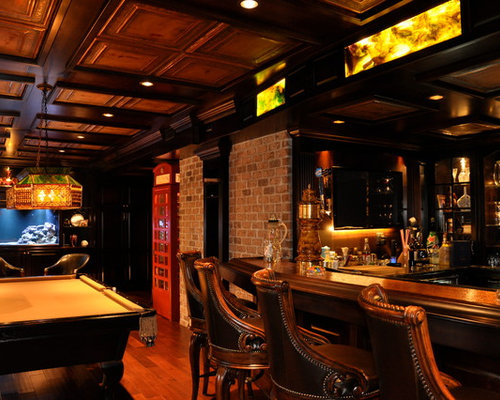 Cigar Bar Ideas Pictures Remodel And Decor
