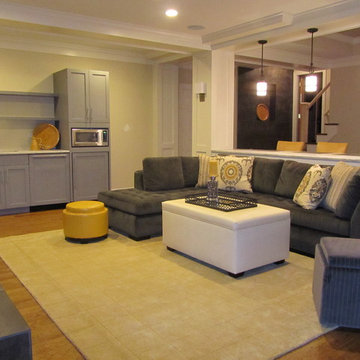 Armonk Basement Addition and Alteration