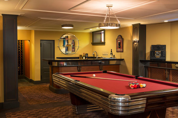 Take your cue planning a pool table room greentooth Choice Image