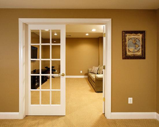 top 20 doors interior basement ideas & remodeling photos | houzz