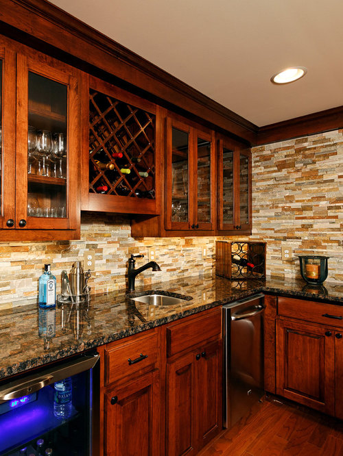 Corner Wet Bar Home Design Ideas Pictures Remodel And Decor