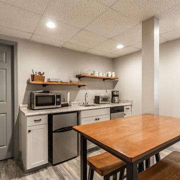 Asheville Basement turns Airbnb rental - Asheville, NC