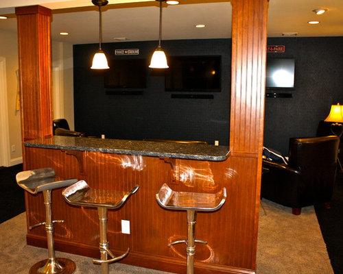 la pietra basement design ideas renovations photos