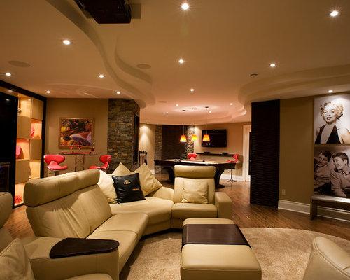 Award winning basement - Idee amenagement sous sol ...