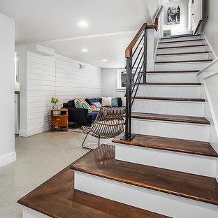Ballard basement renovation