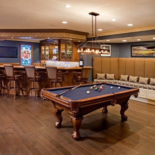 Bar and Entertainment