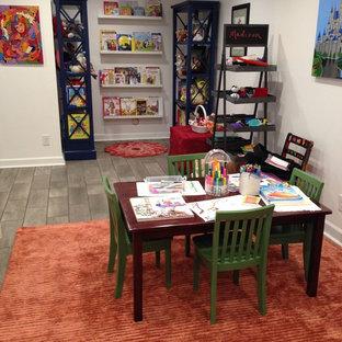 Basement Art Studio-King