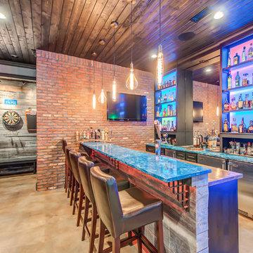 Basement Bar & Gameroom