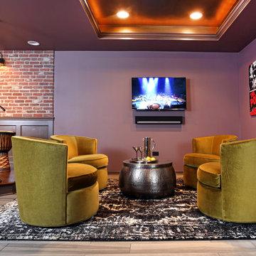 Basement Bar & Stage Creates Night Club Vibe