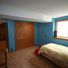 madison wi basement bedrooms