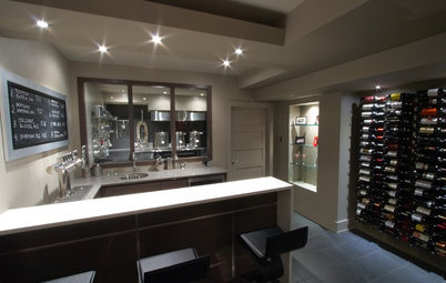 Room of the Day: Cheers to a Home Basement Brewery for Craft Beers