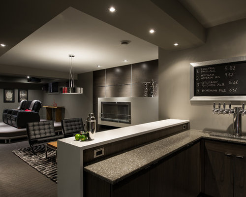 best home brewery design ideas remodel pictures houzz - Home Brewery Design