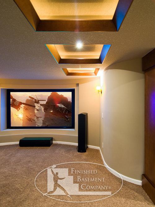 saveemail finished basement company - Basement Interior Design