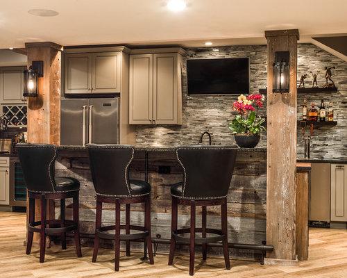rustikale keller mit porzellan bodenfliesen ideen design. Black Bedroom Furniture Sets. Home Design Ideas