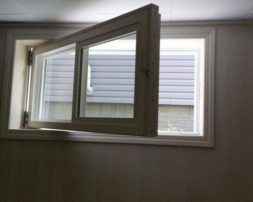 Herr Egress Basement Window Installation In Edmonton Ab