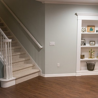 Basement Entry Way