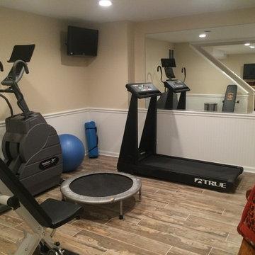 Basement- Exercise Room- Stonebridge Court