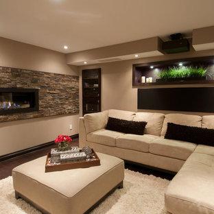 Basement Family Room