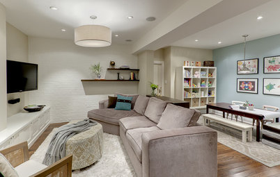 11 Ways to Finesse Your Finished Basement