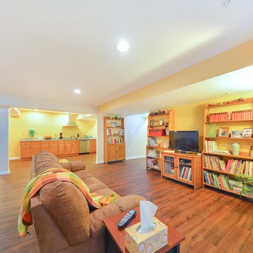 Basement Finishing/Remodeling, Bowie, Maryland