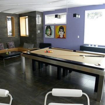 Basement Gamerooms